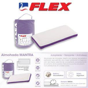 ALMOHADA FLEX MANTRA
