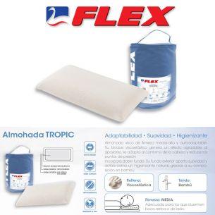 ALMOHADA FLEX TROPIC