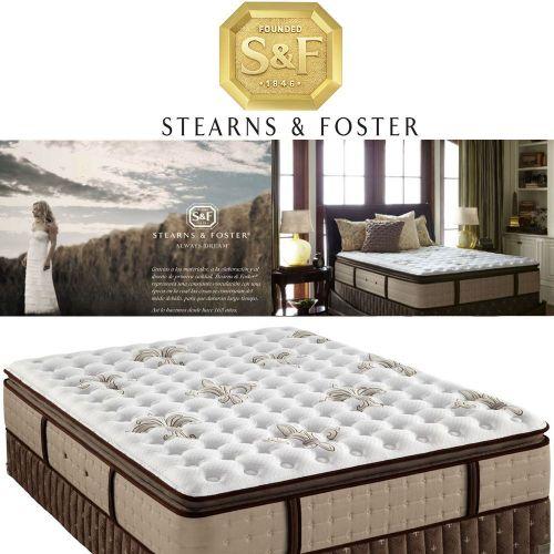 STEARNS & FOSTER ESTATE PILLOW TOP