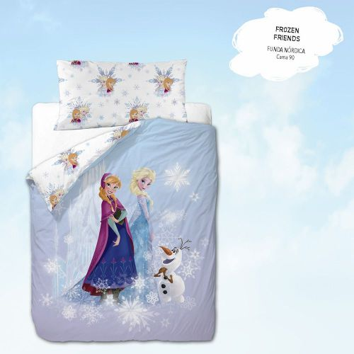 FUNDA NORDICA FROZEN GAMANATURA