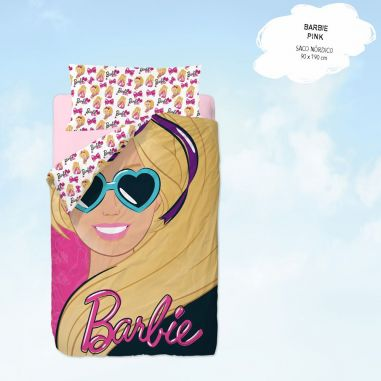 FUNDA NORDICA BARBIE GAMANATURA