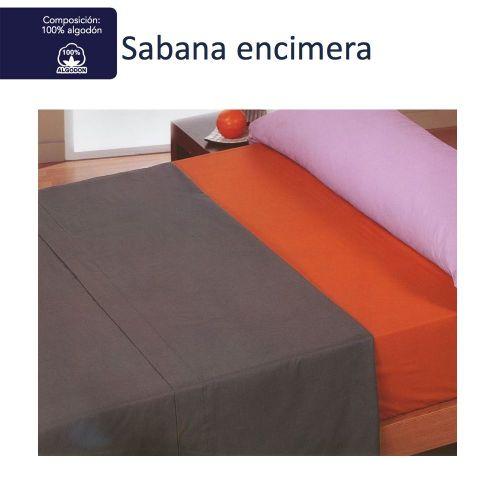 ENCIMERA LISA 100% ALGODÓN