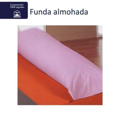 FUNDA ALMOHADA LISA 100% ALGODÓN