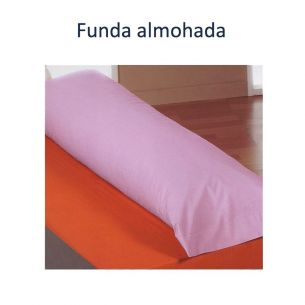 FUNDA ALMOHADA LISA