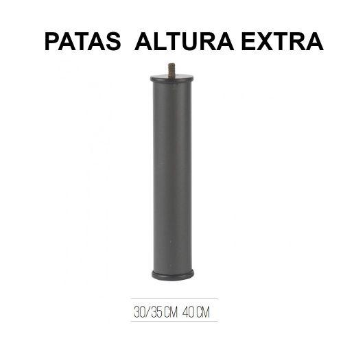 PATAS ALTURA EXTRA 30-35-40