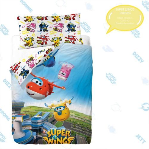 FUNDA NORDICA WINGS FRIENDS