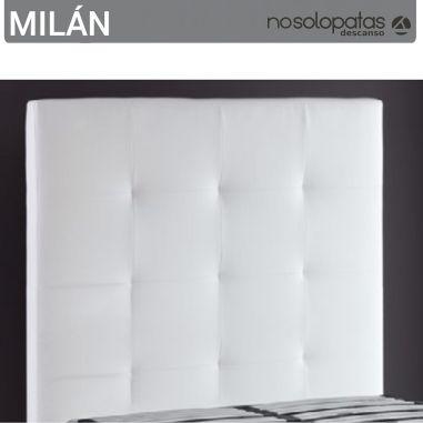 CABECERO NOSOLOPATAS MILAN