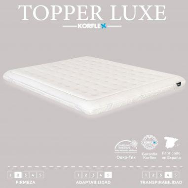 TOPPER LUXE VISCO 10cm