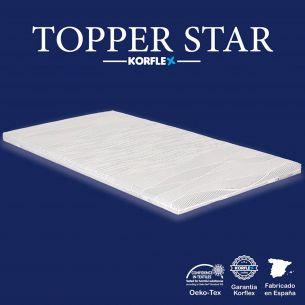 TOPPER STAR VISCO 5cm